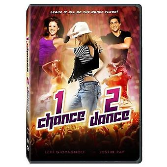 1 Chance 2 Dance [DVD] USA import