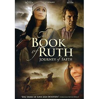 Book of Ruth: Journey of Faith [DVD] USA import