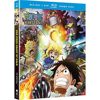 One Piece: Heart of Gold - TV Special [Blu-ray] USA import