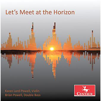 Let's Meet At The Horizon [CD] USA import