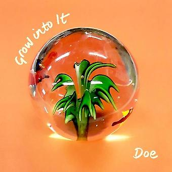 Doe - Grow Into It [CD] USA import