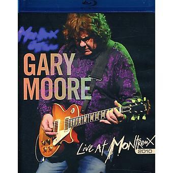 Gary Moore - Gary Moore-vivo en importación de EEUU de Montreux 2010 [Blu-ray]