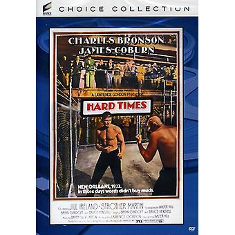 Hard Times [DVD] USA import