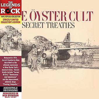 Blue Oyster Cult - Secret Treaties [CD] USA import