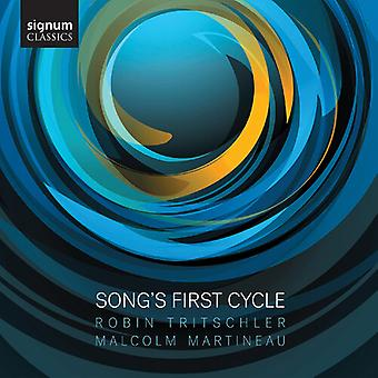 Song's First Cycle [CD] USA import