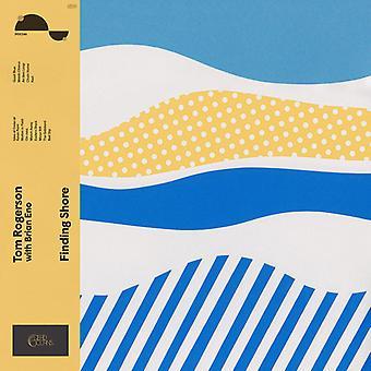 Rogerson*Tom / Eno*Brian - Finding Shore [CD] USA import