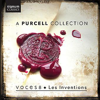 Purcell - Purcell Collection [CD] USA import