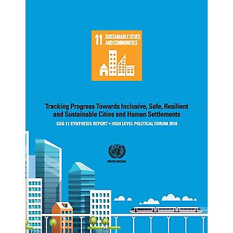 SDG 11 Synthesis Report 2018 by UNHabitat