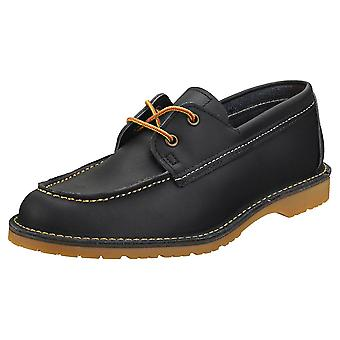 Red Wing Wacouta Camp Moc Mens Classic Schoenen in Navy