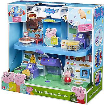 Peppa Pig Peppa's Shopping Centre Playset