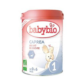 Milk 1st age Capréa 1 BIO - 0 to 6 months 900 mg of powder