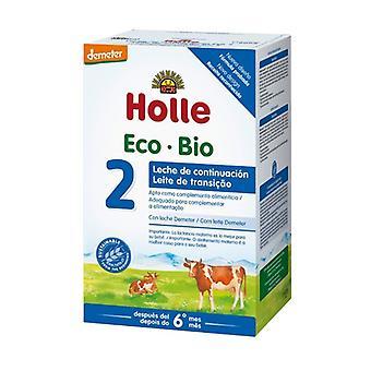 Continuation Milk 2 Bio 6m + 600 g of powder