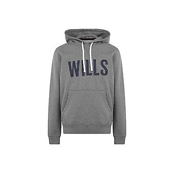 Jack Wills Stokeford Graphic Hoodie