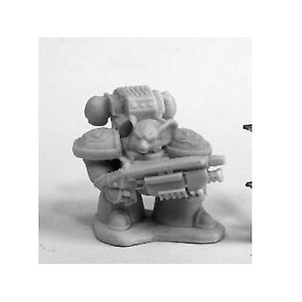 Reaper Miniatures Bones Chronoscope 80083 Space Mousling (Right)