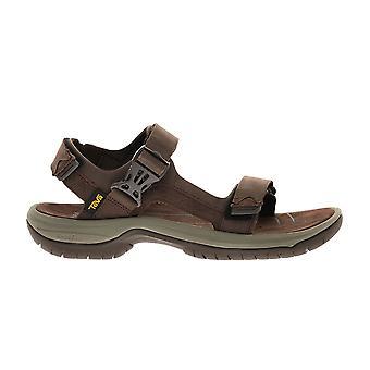 Teva Tanvai Cota 1099447BLK sapatos masculinos de verão universais