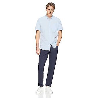 Goodthreads Men's Slim-Fit 5-Pocket Chino Pant, Navy, 32W x 30L