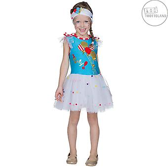Party Girl Kids Party Costume Wonder Bag Costume Carnival