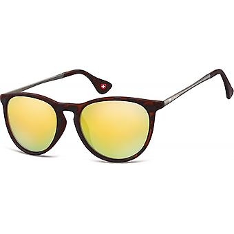 "Sunglasses Unisex Cat.3 brown (""ms24b"")"