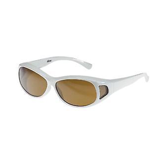Óculos de Sol Conversão Unissex VZ-0007U branco