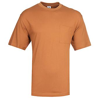 NN07 Jorah 3463 Brown T-Shirt