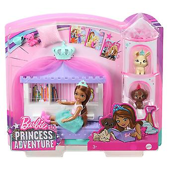 Barbie Princess Adventure Chelsea Playset