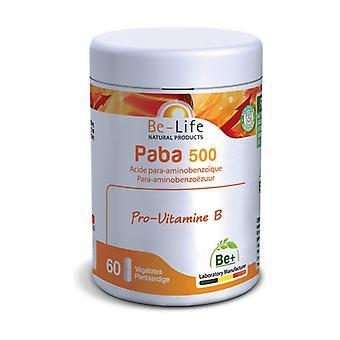 Paba 500 60 softgels