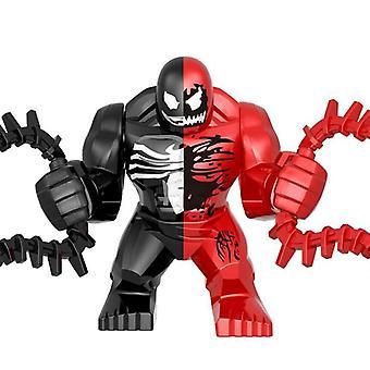 The Batman Crocodile Killer 10.5cm Figure Blocks Construction Building Bricks Toys For Children