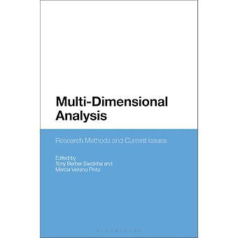 MultiDimensional Analysis by Edited by Tony Berber Sardinha & Edited by Marcia Veirano Pinto