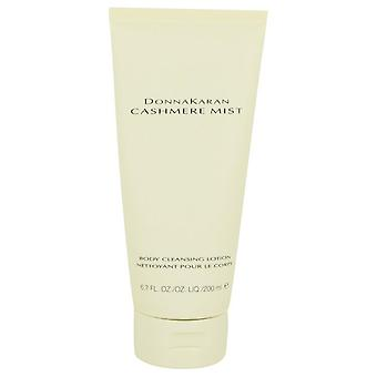 Cashmere Mist Cashmere Cleansing Lotion By Donna Karan 6 oz Cashmere Cleansing Lotion