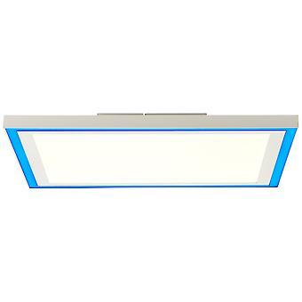 BRILLIANT Lamp Lanette LED kattopaneeli 40x40cm valkoinen   1x 25W LED integroitu, (2470lm, 2700-6500K)   Skaalaa A++-asteikkoon