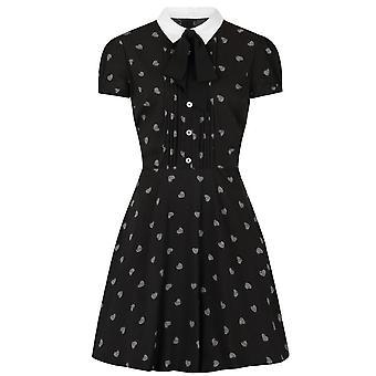 Hell Bunny Ribcage Mini Dress