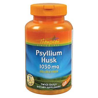 Thompson Psyllium Husk, 120 Caps