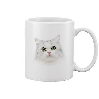 Cat Close Up Mug -Kuva: Shutterstock