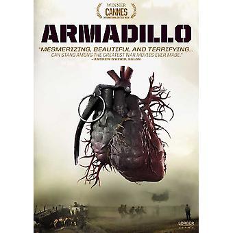 ARMADILLO Movie Poster (11 x 17)