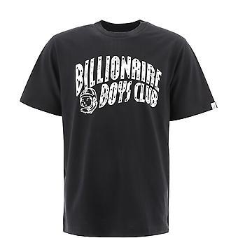 Billionaire B20445black Men's Black Cotton T-shirt