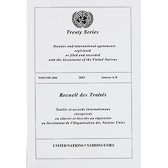 Treaty Series 2966 (English/French Edition) (United Nations Treaty Series / Recueil des Traites des Nations Unies)