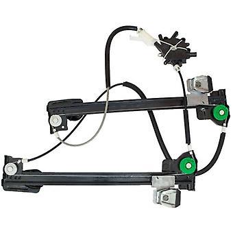 Rear Back Tailgate Electric Window Regulator For Land Rover Freelander 1 Cvh101150