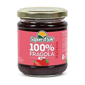 100% Italian strawberry 250 g