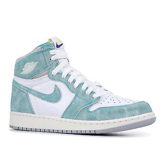 الهواء الأردن 1 Og عالية الرجعية (خ ع) 'توربو الأخضر'-575441-311-أحذية