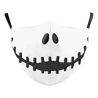 The Nightmare Before Christmas Jack Skellington Face Mask
