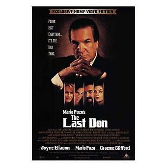 Die letzten Don Movie Poster (11 x 17)