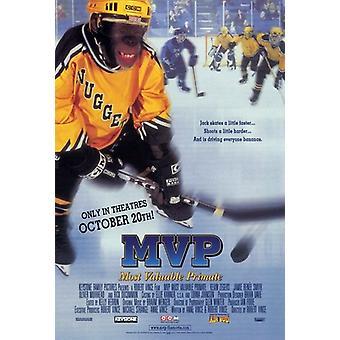 MVP (die meisten wertvollen Primate) Movie Poster (11 x 17)