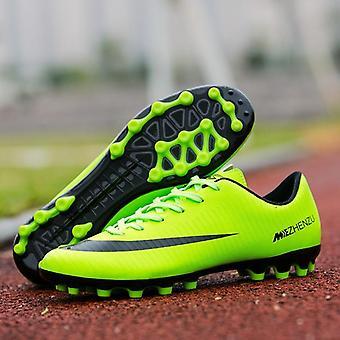 Høy ankel utendørs klosser fotball støvler
