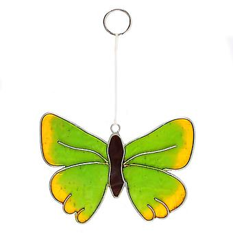 Iets anders Hairstreak Butterfly Suncatcher