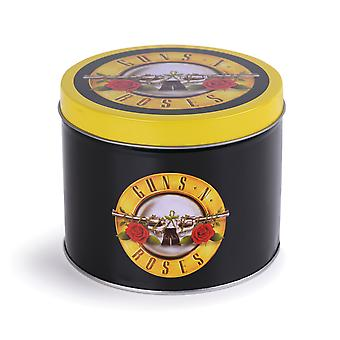Guns N Roses Bullet Logo Muki ja Lasinaluset Set