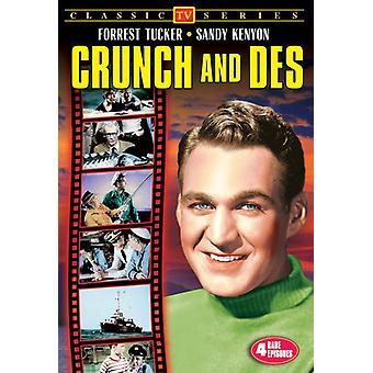 Crunch en Des [DVD] USA importeren