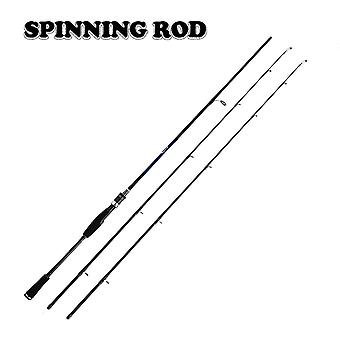 Casting Spinning Fishing Power Carbon Fiber Baitcasting Rod