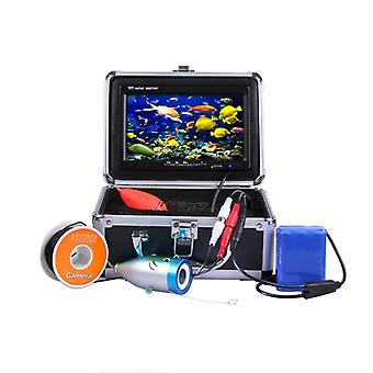 CR110-7L 900TVL 30M Under Water HD Video Camera Fish Finder Moniting 7 Inch TFT Screen