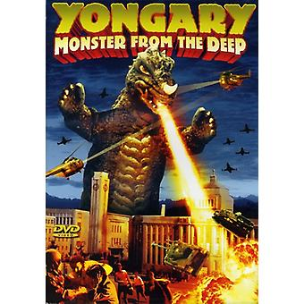 Youngary-Monster From the Deep [DVD] import USA