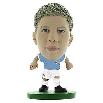 Manchester City FC Kevin De Bruyne SoccerStarz Figurine